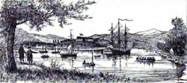 Port Royal was Founded