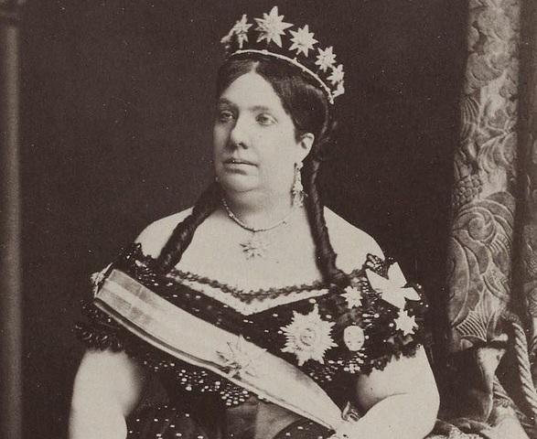 Isabella II of Spain. Part 1