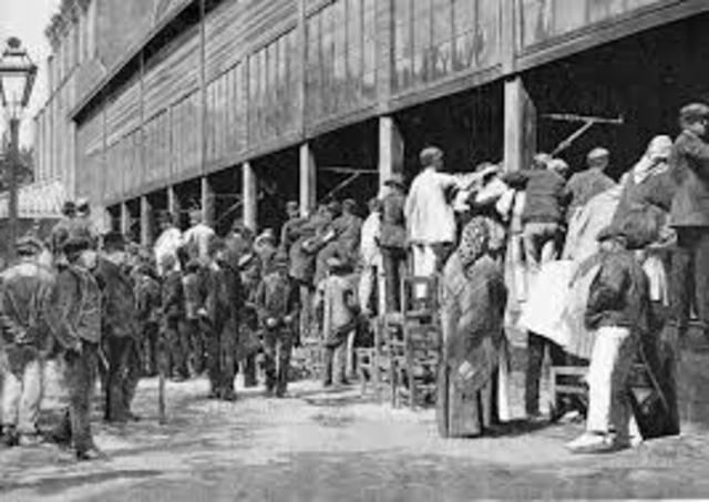 Los orígenes del movimiento obrero