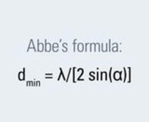 Abbe Sine Condition