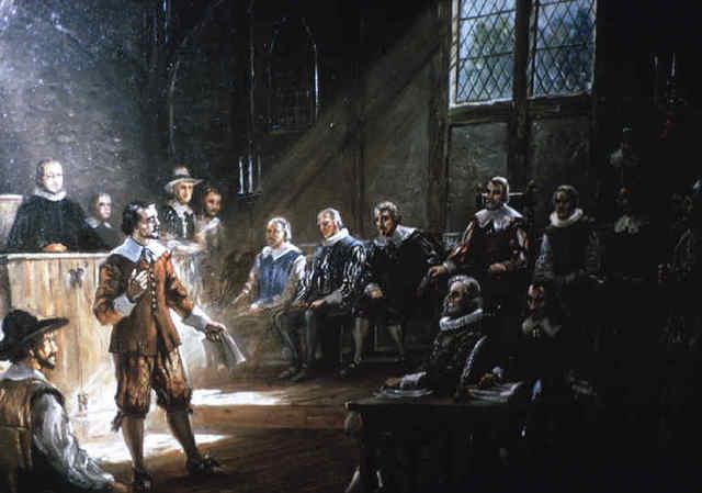 Virginia House of Burgesses Convenes