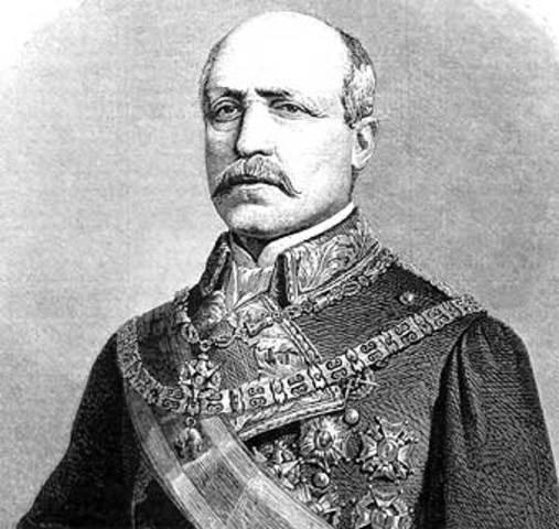 FRANCISCO SERRANO(1810-1885)