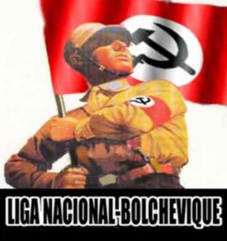 Revolucion bolchevique de octubre