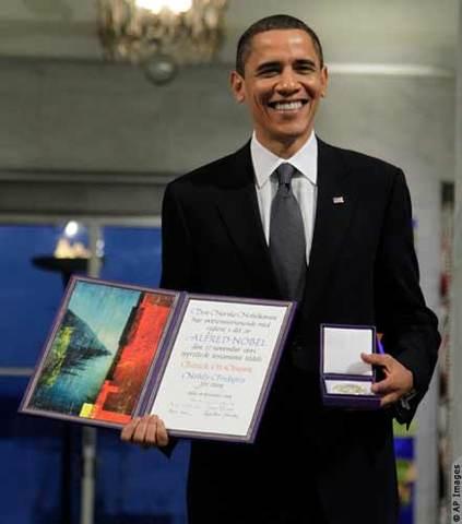 Prix Nobel de la paix 2009