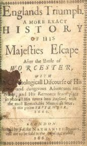Trade and navigation act of 1660