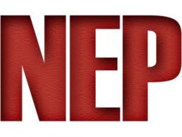 Nueva Política Económica(NEP)