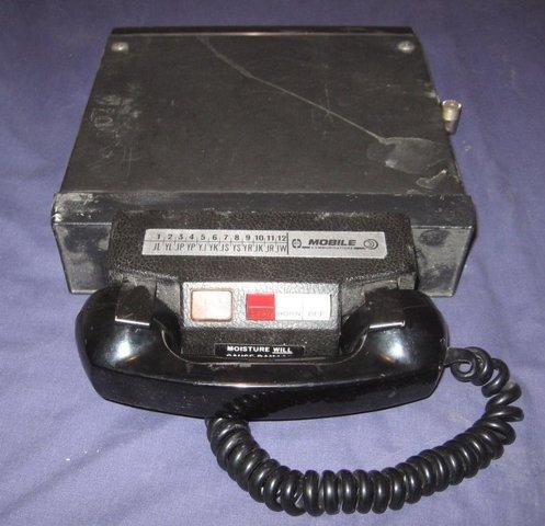 Primer servicio de telefonía móvil comercial