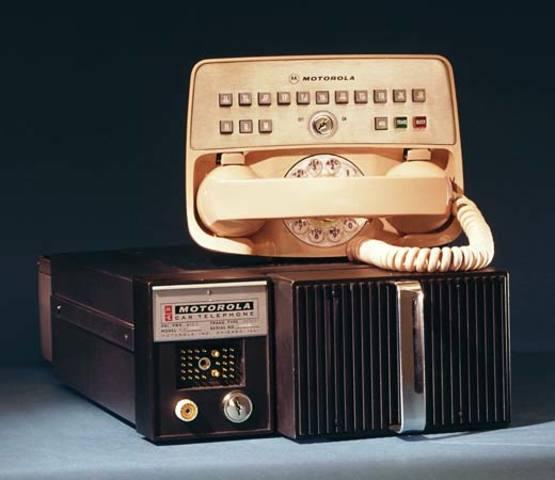 Servicio de telefonía móvil Motorola