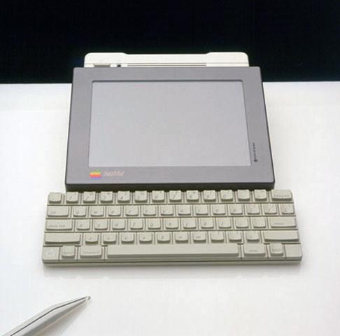 Apple desarrolla su primera tablet