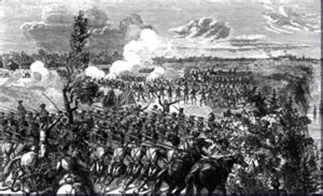 The Battle of The Plains of Abraham