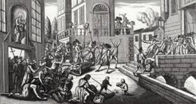 September 2-6, 1792