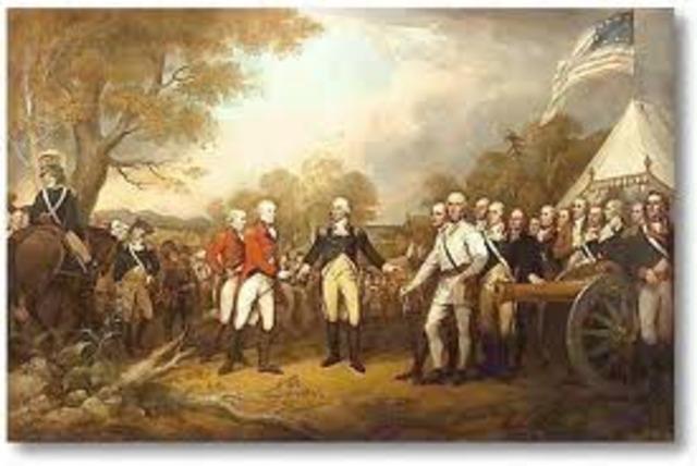 Battle of Saratoga (NY)