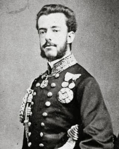 AMADEO THE 1ST OF SAVOY