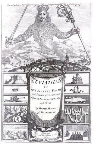 Thomas Hobbes - Leviathan