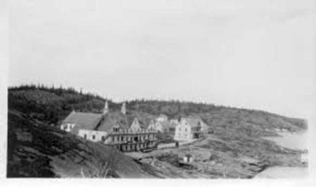 Fort Chipewyan Was Founded