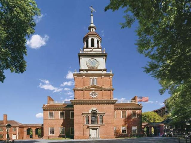 Constitutional Convention Begins in Philadelphia, PA