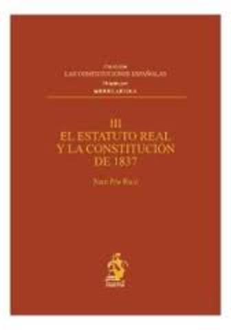 Constitución 1837