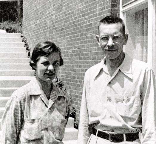 Alfred Hershey y Marta Chase