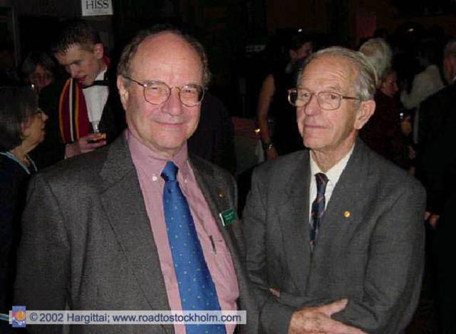 Fred Sanger, Walter Gilbert y Allan Maxam