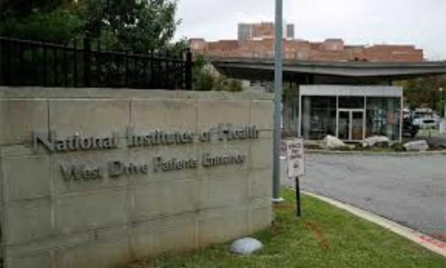 Departamento de Energía y los Institutos de la Salud de los Estados Unidos