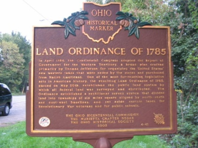 Ordinance of 1785