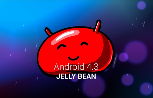 Android 4.3 Jelly Bean (Michel)