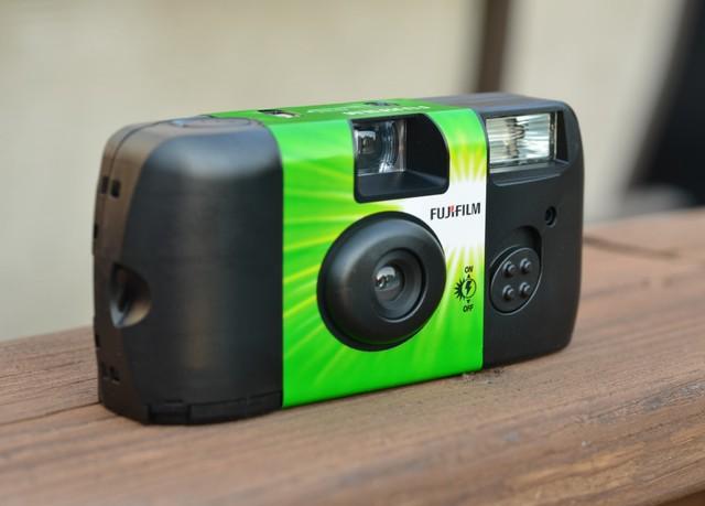 Disposable Cameras (single-use)