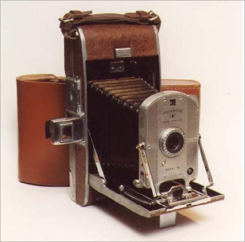 First Polaroid Camera
