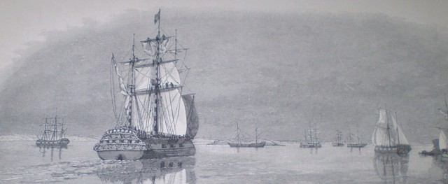 Day 2 - Arrival of the First Fleet