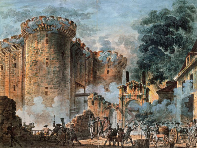 Day 3 - The Storming of the Bastille