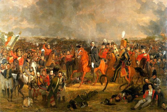 Day 4 - Battle of Waterloo