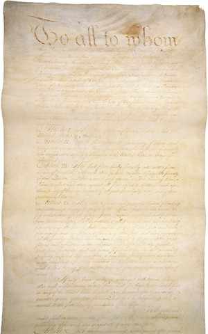 Articles of Confederation Ratified