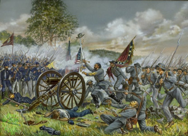 Day 7 - The Battle of Gettysburg
