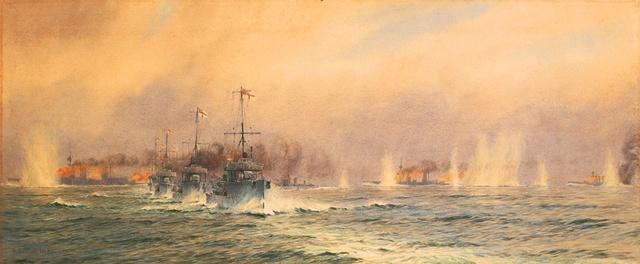 Day 10 - The Battle of Jutland