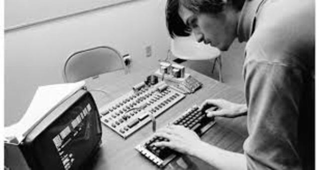 Working for Atari