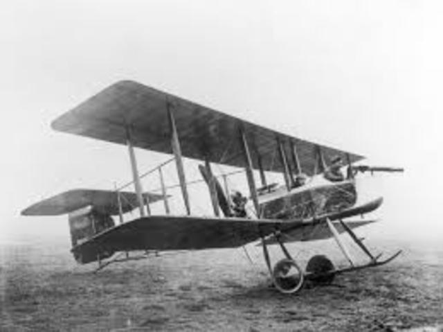 Hacen volar una máquina más pesada que el aire.