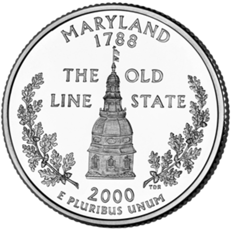 Maryland Ratifies the Constitution