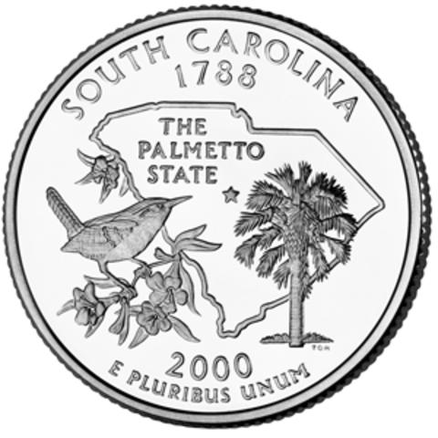 South Carolina Ratifies the Constitution