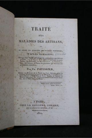 1822 Philippe Patissier