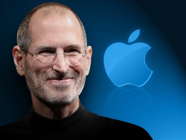 Named official CEO of Apple