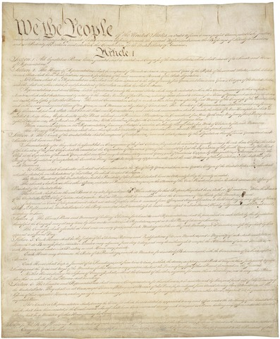 US Constitution Ratified by the Necessary 9 States