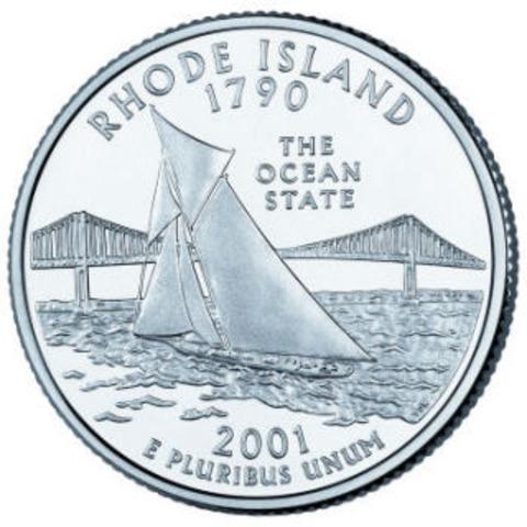 Rhode Island Ratifies Constitution