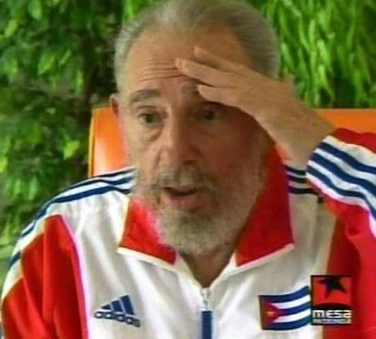 Fidel Castro afirmó que el modelo cubano ya no funciona ni siquiera en Cuba