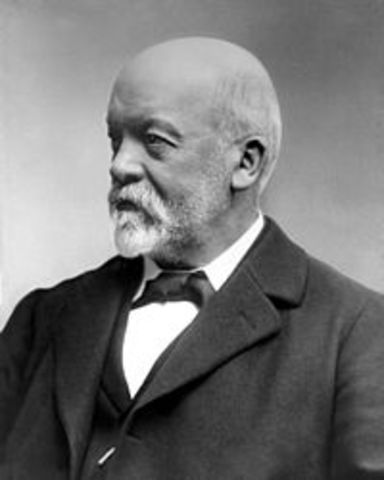 Gottlieb Daimler y Wilhelm Maybach desarrollan un motor de alta velocidad.