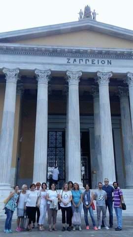 Κινητικότητα καθηγητών (Transnational Meeting) στην Αθήνα