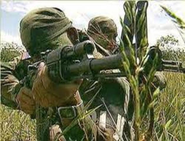 'Ataques Como Este No Nos Van A Debilitar 'A 33 ascendió la cifra de miembros de la Fuerza Pública muertos en 9 días por ataques de la guerrilla.