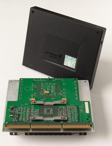 Microprocesador pentium II XEON