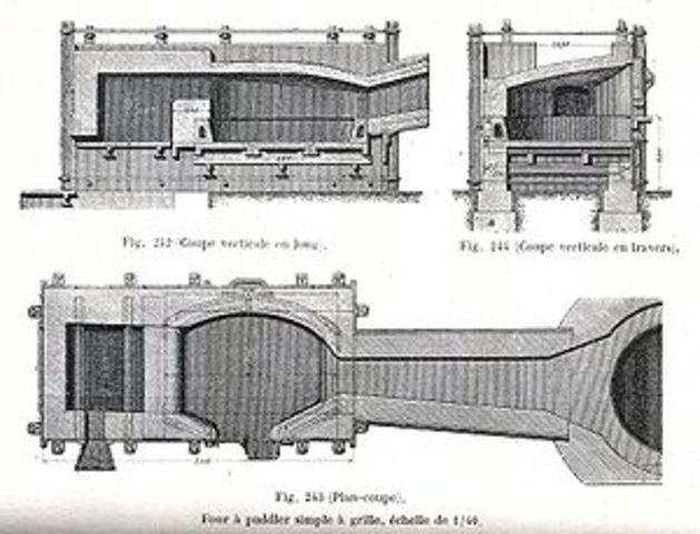 Invención de método pudelado
