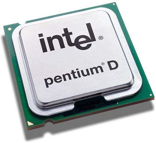 Microprocesador Pentium D