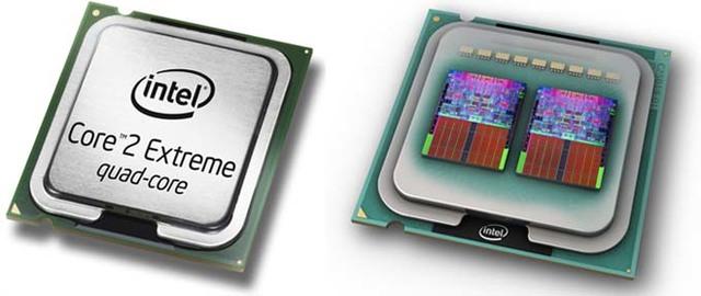 Microprocesador Xeon Dual Core